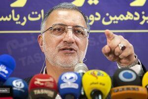 فیلم/ کنایه زاکانی به سابقه امنیتی آذری جهرمی