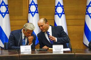 عکس/ نخستین جلسه کابینه جدید اسرائیل