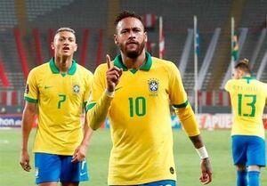 نیمار برزیل