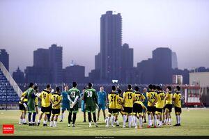 عکس/ تمرین تیم ملی فوتبال پیش از دیدار با عراق