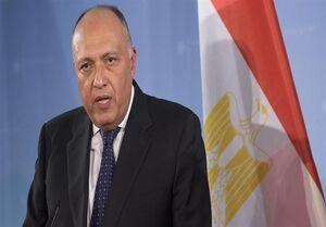 اولین سفر وزیر خارجه مصر به قطر پس از ۸ سال