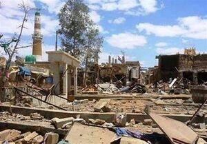 هدف قرار گرفتن ۳۰۳ مسجد در صعده یمن/ محکومیت تصمیم سعودی درباره حج