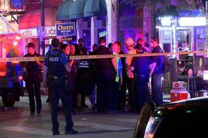 تیراندازی جمعی در ۵ ایالت آمریکا؛ ۶ کشته و ۳۸ مجروح