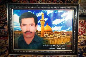شهیدان مدافع حرم سیدمحمد و سیدناصر سجادی