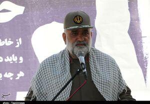 """سردار نقدی: دشمن دوباره به استراتژیهای """"ایجاد نارضایتی"""" روی آورده / با مشارکت حداکثری نشان دهیم مردم پای انقلاب هستند"""