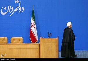 دوقطبی اصلی انتخابات رئیسی-روحانی است