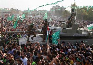 حماس: «راهپیمایی پرچم» صاعقه یک انفجار جدید در قدس است/ آماده باش در اسرائیل به دنبال تهدیدهای مقاومت