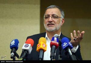 عکس/ سخنرانی علیرضا زاکانی در دانشگاه امیرکبیر