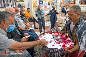 عکس/ مراسم آزادی زندانیان جرایم غیرعمد