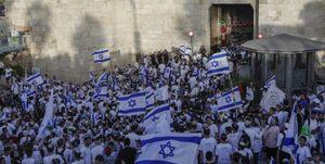 بیانیه رامالله در آستانه برگزاری «راهپیمایی پرچم» در بیتالمقدس