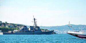 ورود ۲ کشتی جنگی ناتو به دریای سیاه همزمان با نشست این ائتلاف نظامی