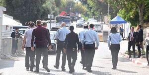 تدابیرشدید امنیتی نزدیک اقامتگاه نخست وزیر جدید اسرائیل