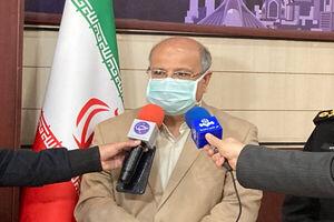 فرآیند کاهش آمارهای کرونا در تهران کند است