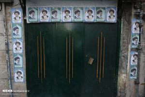 عکس/ حال و هوای تبلیغات انتخابات در سطح شهر