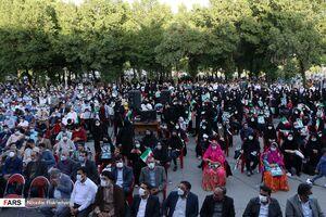 اجتماع هواداران سید ابراهیم رئیسی درشهرکرد