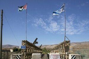 زخمی شدن یک نظامی صهیونیست در مرز اردن