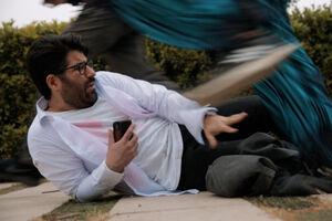 حامد همایون بازیگر شد