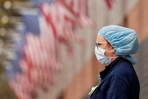 قربانیان کرونا در آمریکا از ۶۰۰ هزار نفر فراتر رفت