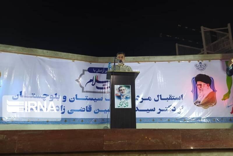قاضیزاده هاشمی: نظام اداری که باعث بی عدالتی میشود را باید حذف کرد