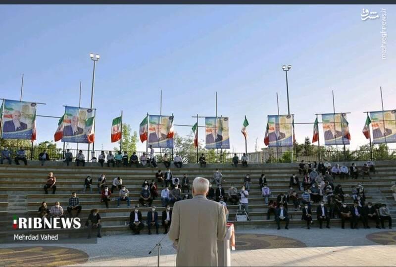 لبیک مردم آذربایجان به نامزد حیدربابا خوان!+ عکس