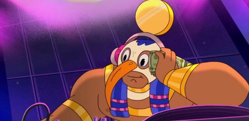 «آرلو، پسر تمساحی» یک انیمیشن سمّی برای تیرخلاص به مغز کودکان