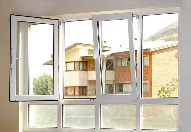 ارزانترین پنجره دوجداره