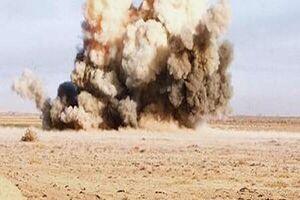انفجار مین در حسکه سوریه/ ۵ غیرنظامی کشته و زخمی شدند