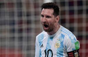انتقاد مسی از عملکرد بازیکنان شیلی