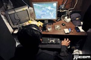 بی خانمان های سایبری در کافی نت های ژاپن+ تصاویر