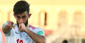ستاره فوتبال ایران در راه لیگ فرانسه؟ +عکس