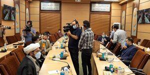 روسای ستاد کاندیداهای ریاست جمهوری در شورای نگهبان حضور یافتند