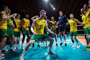 شکست عجیب والیبال ایران مقابل استرالیا
