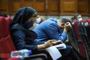 عکس/ هفتمین جلسه رسیدگی به اتهامات حسن رعیت