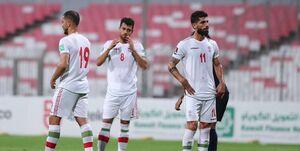 شرایط تیم ملی با صعود تاجیکستان چگونه شد؟ +جدول