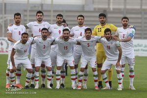ترکیب تیم ملی ایران مقابل عراق مشخص شد