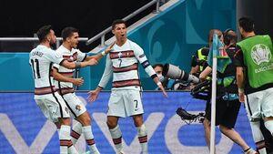 عکس/ بهترین گلزن تاریخ مسابقات یورو