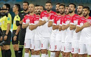 حذف اردن با شکست مقابل استرالیا