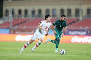 تیم ملی ایران طلسم ۱۰ ساله عراق را شکست