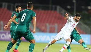 مهربانی داور ازبک با بازیکنان عراق
