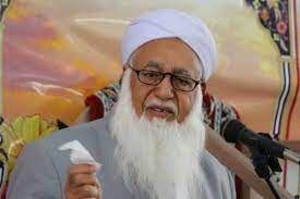 حمایت قاطع مولانا گرگیج از مواضع انتخاباتی مولانا عبدالحمید
