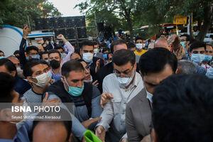سفر قاضیزاده هاشمی به مشهد