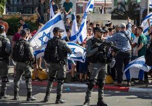 چرا راهپیمایی جنجالی پرچم به درگیری جدید تبدیل نشد؟