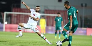 به توانایی بازیکنان ایران شک کرده بودیم
