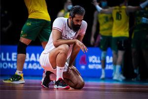 دلایل نوسان والیبال ایران در لیگ ملتها