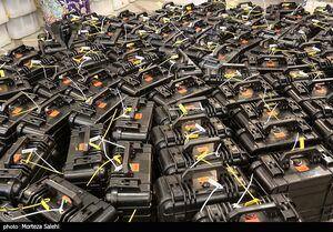 عکس/ ارسال تعرفههای انتخابات به شعب رای گیری
