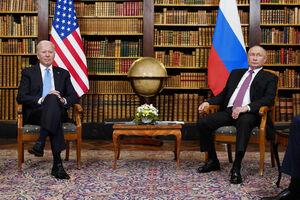 عکس/ آغاز نشست سران روسیه و آمریکا