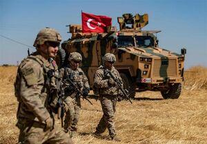 حملات توپخانه ارتش ترکیه