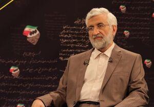 نشست وزیر پیشنهادی نفت با جلیلی+ عکس