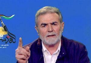 جهاد اسلامی: صهیونیستها جرأت حمله زمینی به غزه را نداشتند