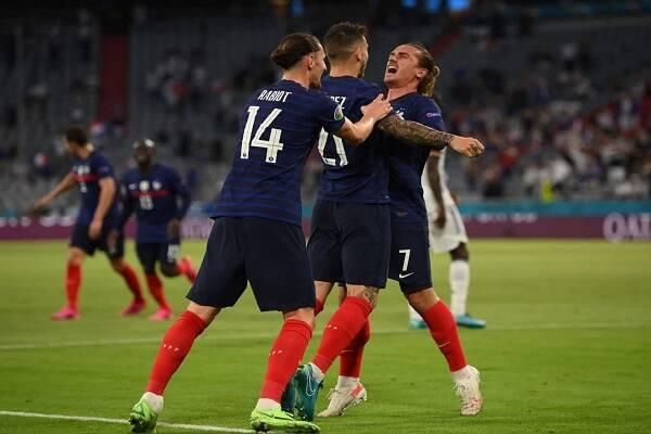 شکست خانگی آلمان مقابل فرانسه/ خط و نشان قهرمان جهان برای مدعیان